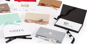 Gift Certificate Card Holders Product Categories Packaging